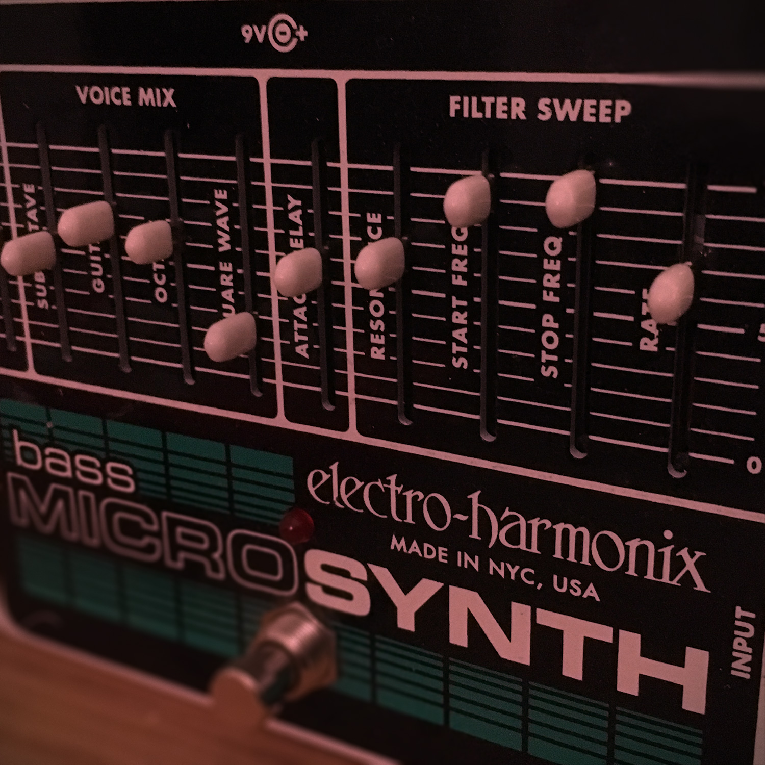 EHX Microsynth
