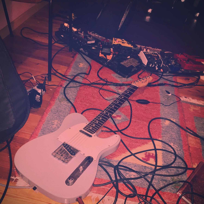 Guitar-Recording