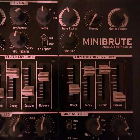 Analogue Synths