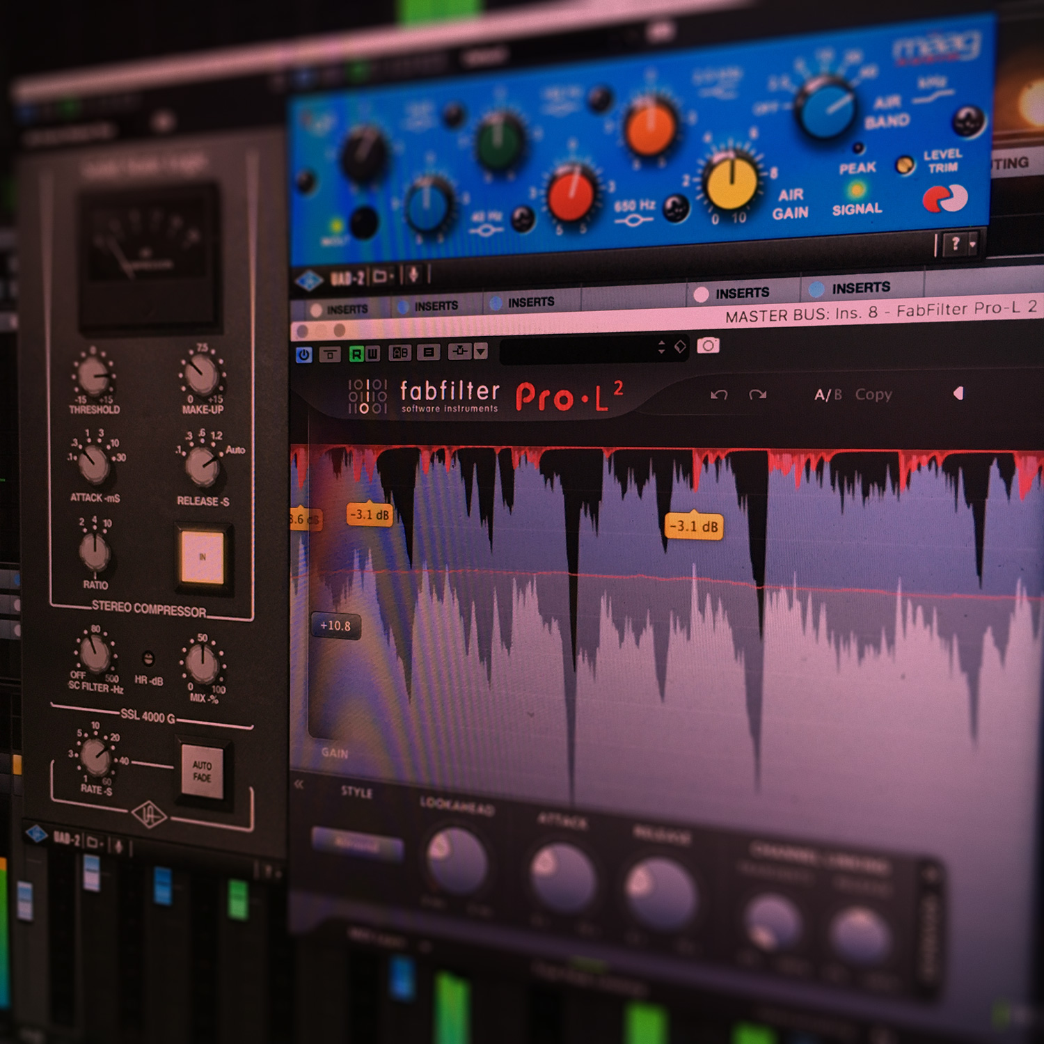 The Finest Analogue Emulation Audio Plugins